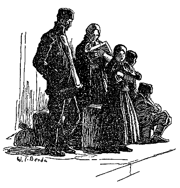 Image of the 'foreign family'