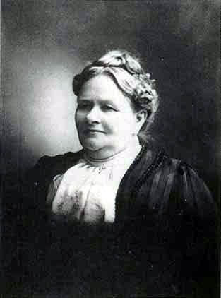 Photo of Julia Erickson Miner