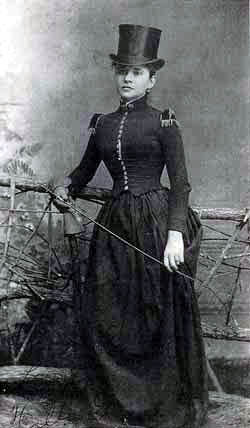 Photo of Carrie Miner.