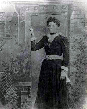Photo of Anna Sadilek.