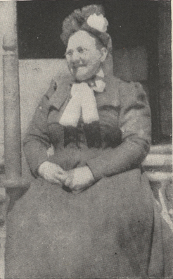 photograph of McClure's mother