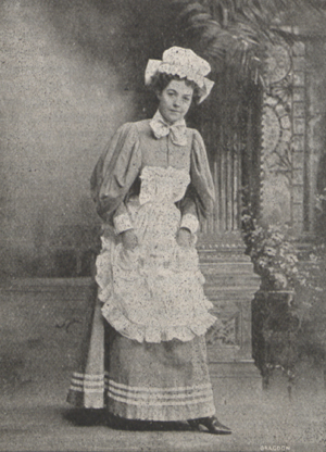 Photograph of a nurse.