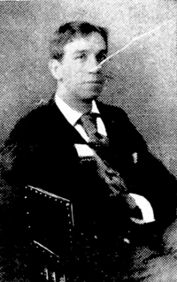 Photograph of Ethelbert Nevin.