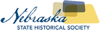 Logo of the Nebraska                     State Historical Society