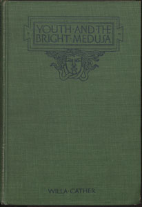 Cover of first edition of Youth and Bright Medusa