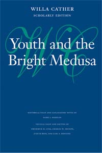Cover of Scholarly Edition of Youth and the Bright Medusa