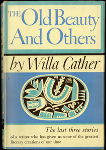 Cover of first edition of The Old Beauty and Others