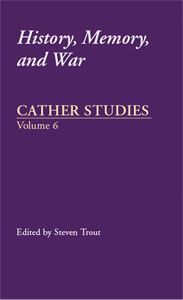 Cover of Cather Studies, Vol. 6