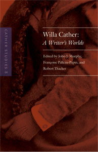 Cover of Cather Studies, Vol. 8